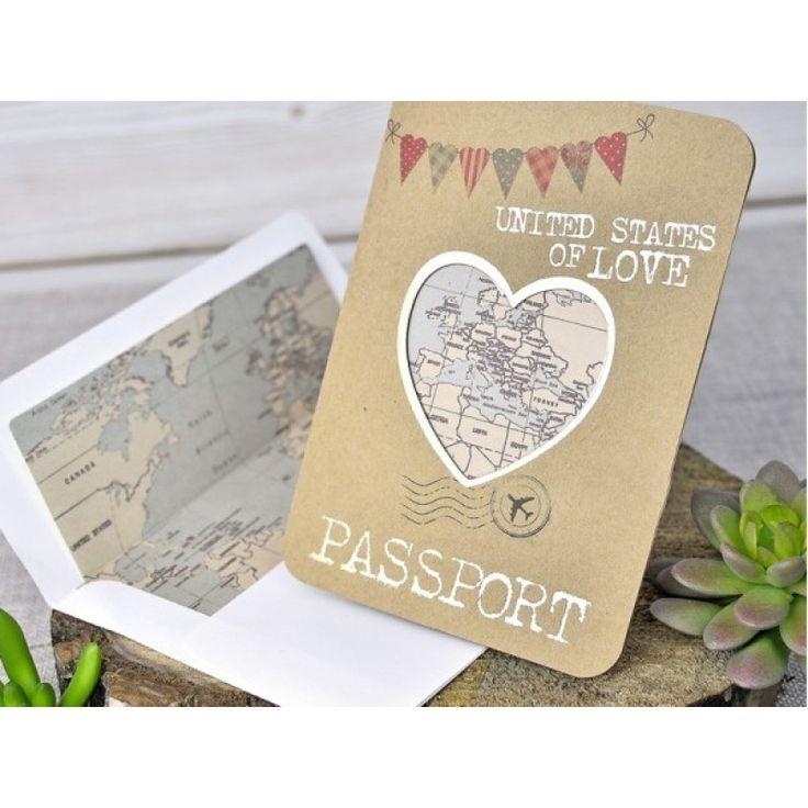 The 25 best Passport wedding invitations ideas – Destination Wedding Invitations Passport