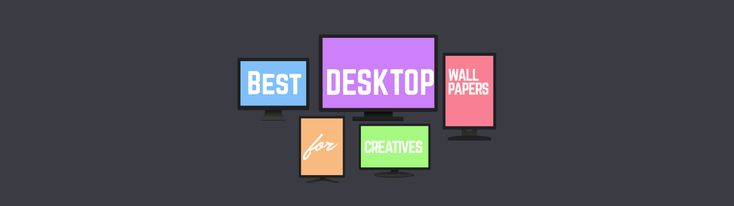 Inspire your creativity with a desktop wallpaper designed just for creatives.