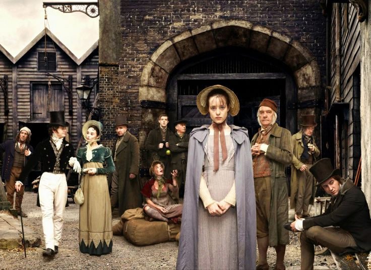 Little Dorrit. Just finished re-watching this. Forgotten how much I loved it!