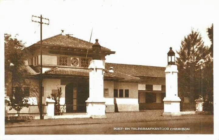 Kantor Pas Cirebon, date unknown