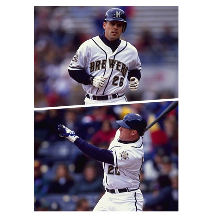 """It's #ThrowbackThursday and today we're gonna party like it's 1999. 15 years ago today, Jeff Cirillo & Jeromy Burnitz hit home runs en route to a 5-3 #Brewers win. Here's your chance to score Field Outfield tickets for the #Brewers vs. #Cubs game TOMORROW for 1999 pricing—just $18! Enter """"THROWBACK"""" as the coupon code on brewers.com. #TBT #MILvsCHC"""