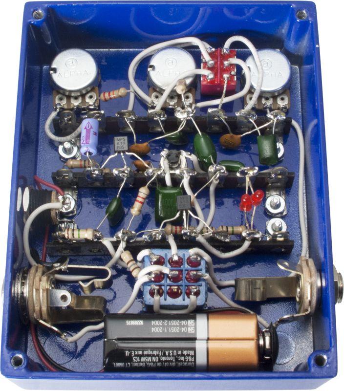 The Aggressor MOD Kits DIY Diy guitar pedal