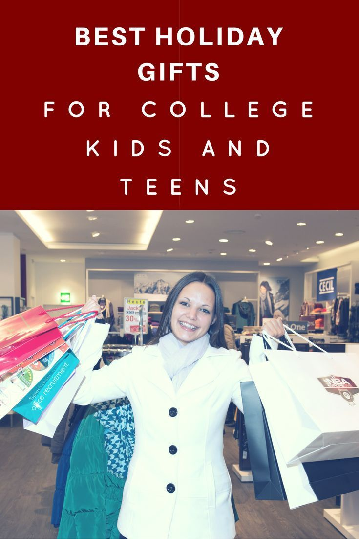 Best holiday gift ideas for college kids and teens for Best christmas vacation ideas