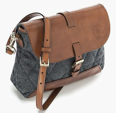 MASSIMO DUTTI WOMAN(ZARA COMPANY) NEW MESSENGER BAG LIMITED EDITION APRES SKI #shoptheworld