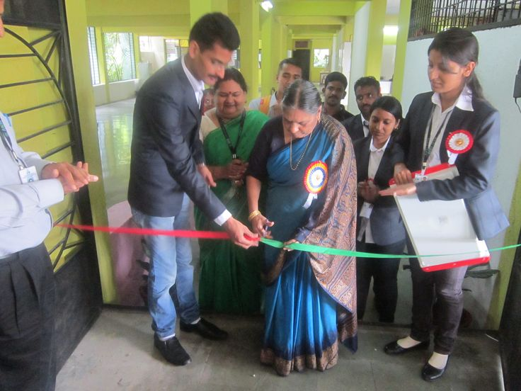 Inauguration of Blood Camp from Chief Guest