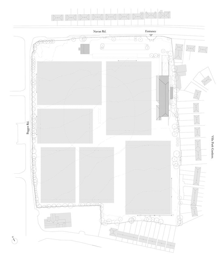 Belvedere Sports Pavilion - TAKA architects, Dublin