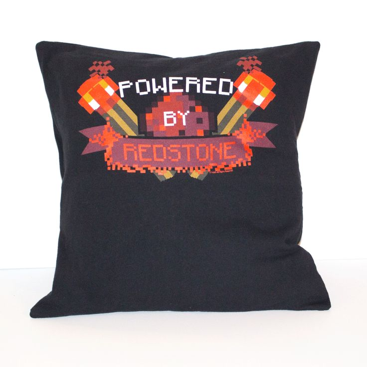 Minecraft Pillow