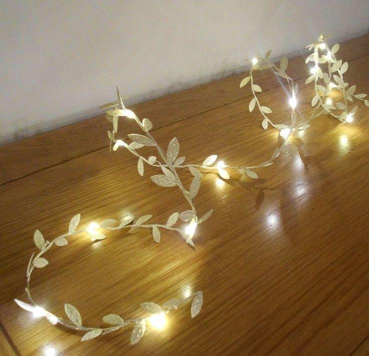 1000+ ideas about Led Fairy Lights on Pinterest Fairy lights, Led string lights and String ...