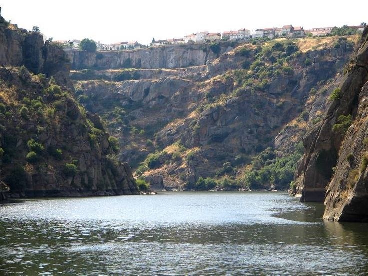 In northern Portugal and close to Spain you'll find the beautiful city of Miranda do Douro.