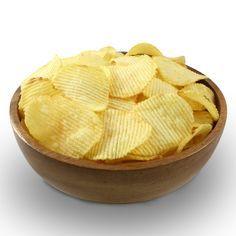 Evde Püf noktalarıyla patates cipsi