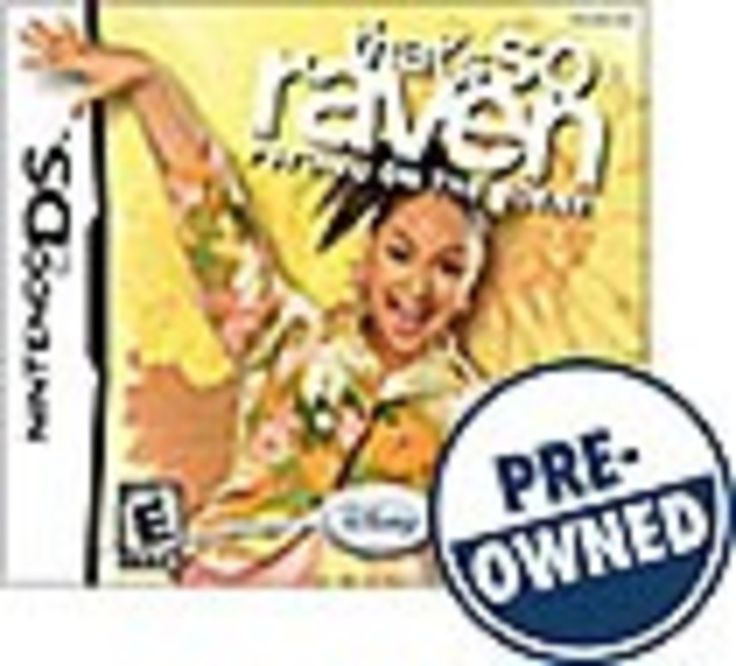 That's So Raven: Psychic on the Scene — PRE-Owned - Nintendo DS, 00316