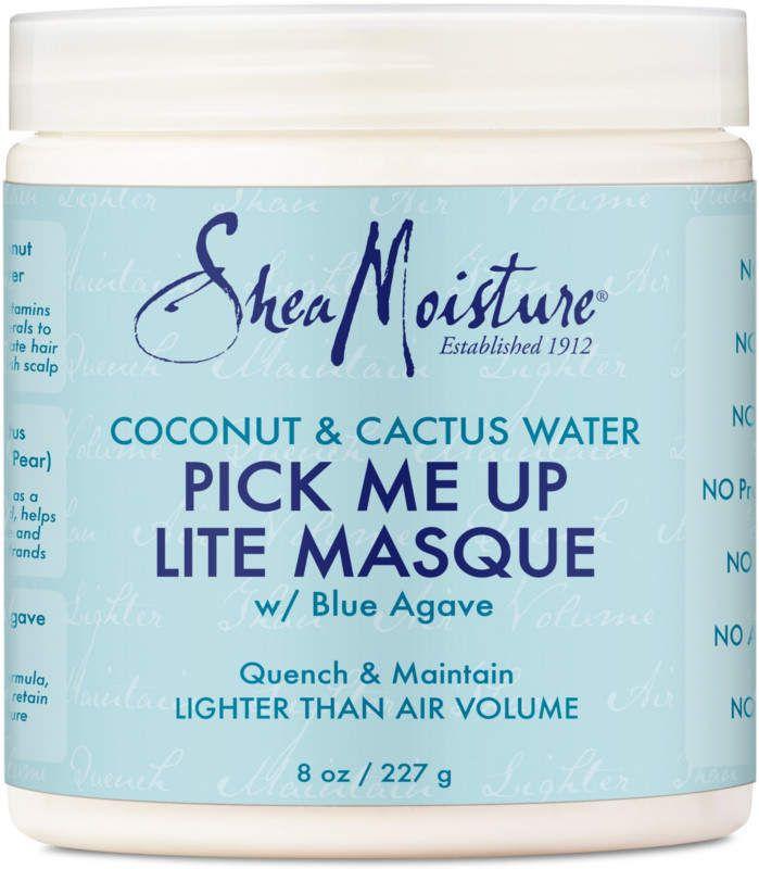 Sheamoisture Coconut And Cactus Water Hair Masque Shea Moisture