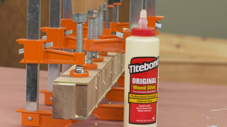 Learn how to make quartersawn four-faces legs using shop-made quartersawn veneer and Titebond glue. We also provide a cool tip for applying the glue uniformly.