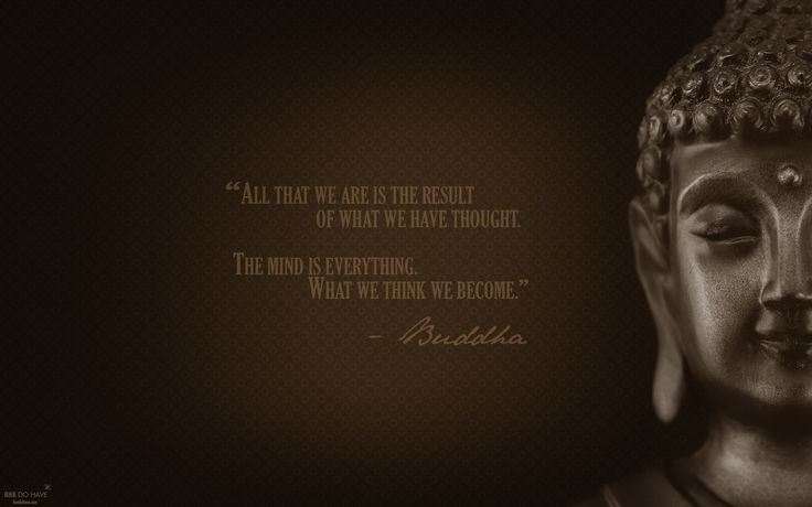 all that we are is the result of what we have thought - Google Search