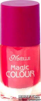 Лак для ногтей Ninelle Magic Colour 11 мл 17-Красный (4823074404880)