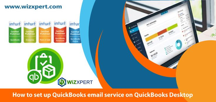 in this blog, here we describe, how to set up QuickBooks email service on QuickBooks Desktop? With the help of QuickBooks email service, you can also send an invoice, send and receive reports and other transaction to your QuickBooks desktop. Read this blog to resolve all your queries related to QuickBooks email service