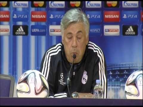 Video Real Madrid-Sevilla: conferencia de prensa de Carlo Ancelotti