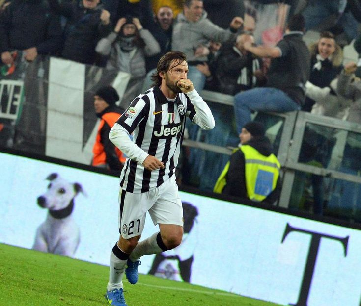 Keep Clam and pass it to Pirlo!