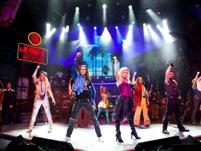 Tease your bangs and pin your jeans: 'Rock Of Ages' is on the way
