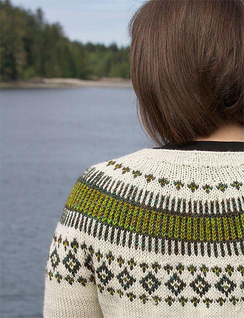 Ravelry: Clayoquot pattern by tincanknits