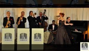 Delphi Tanzorchester  - Tanzmusik der 20er Jahre bis Heute