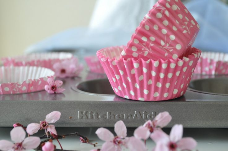 ricottové cupcakes