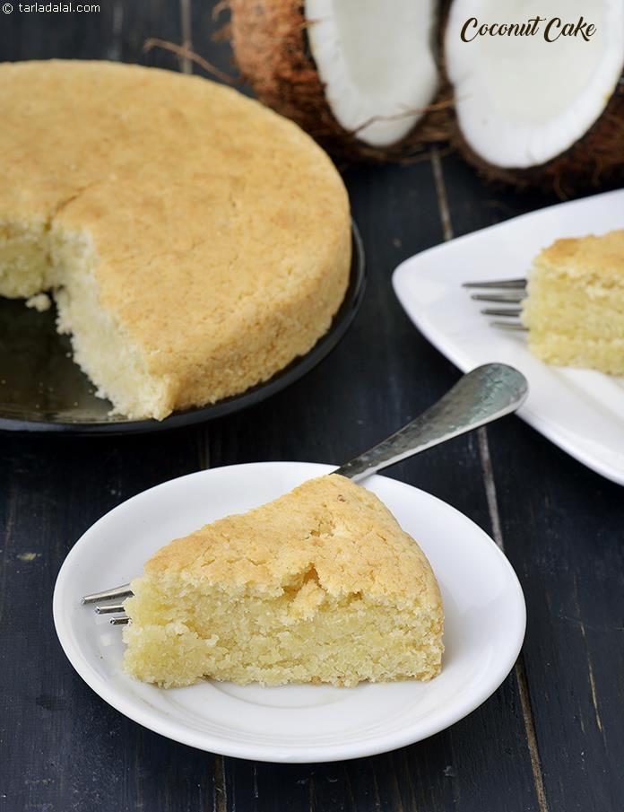 Egg Free Marble Sponge Cake