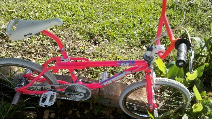 (1988) GT Pro Performer - restored to factory specs., BMXmuseum.com: Bmx Bikes