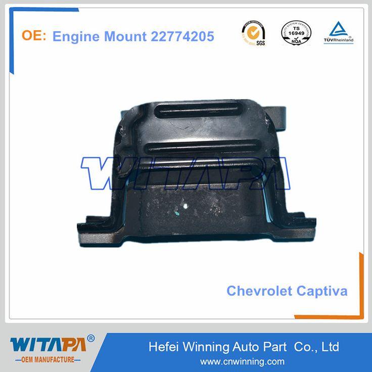 Origiinal quality GM Chevrolet Captiva car parts 22774205 auto engine mount