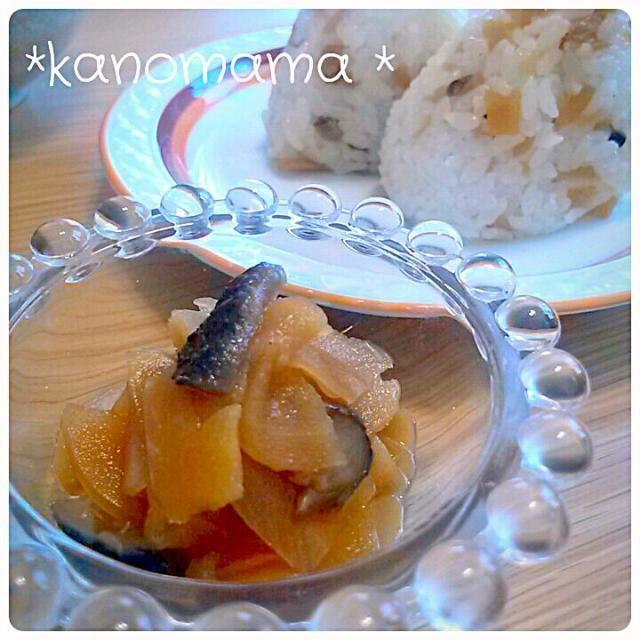 白いごはんにピッタリです(*^^*) おにぎりにしたら、うまうま~♪ - 159件のもぐもぐ - 新生姜の佃煮♪ by kanomama