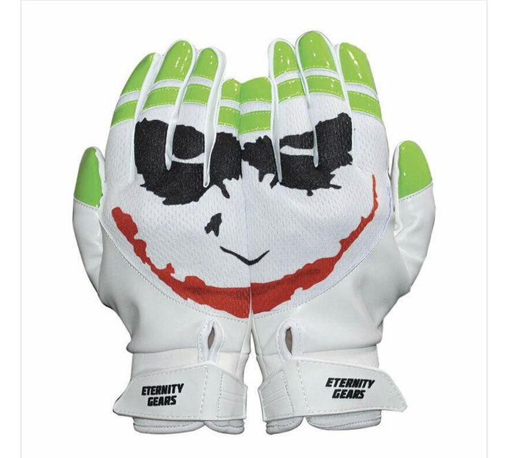 Eternity gears jester football gloves football gloves