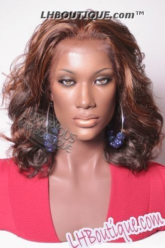 O Zone Lace Front Wig Cara 26