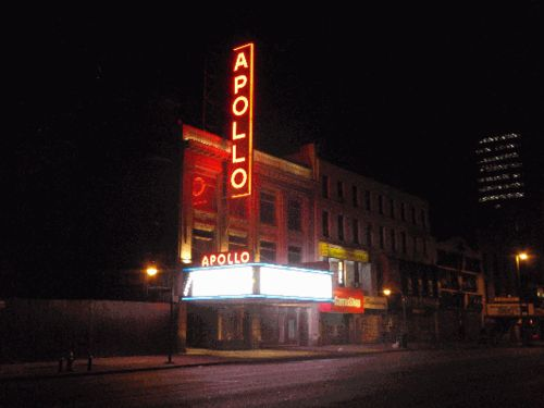 This date, June 24, celebrates the opening of The Apollo Theater in 1933.