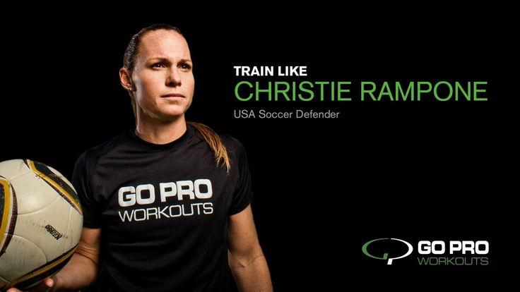 Christie Rampone: Train Like Team USA Women's Soccer Captain