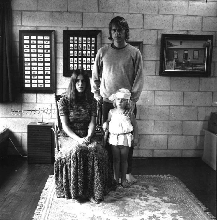 Peter and Erica Peryer, Campbells Bay, Auckland (1970)