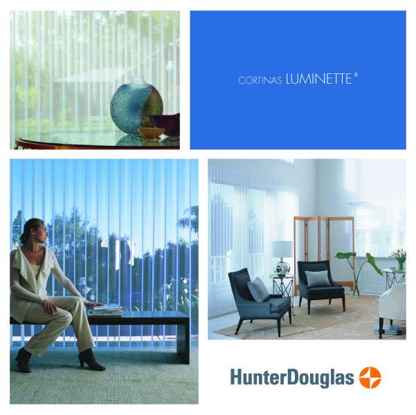 """Con la Cortina Luminette® y sus suaves curvas uniformes en forma de """"S"""", podrás decorar tus espacios de una forma innovadora y elegante, controlando el ingreso de luz como más te acomode!! Consulta con tu distribuidor ingresando en >>> http://www.hunterdouglas.cl/cortinas/distribuidores  #Cortinas #HunterDouglas #Luminette"""