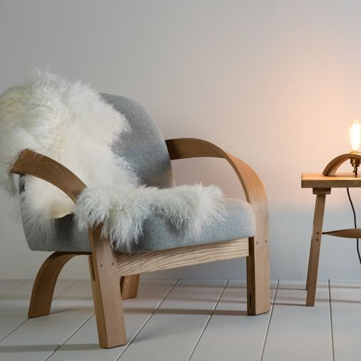 Arbor armchair by Tom Raffield | 10 Best Armchairs - Mad About The House