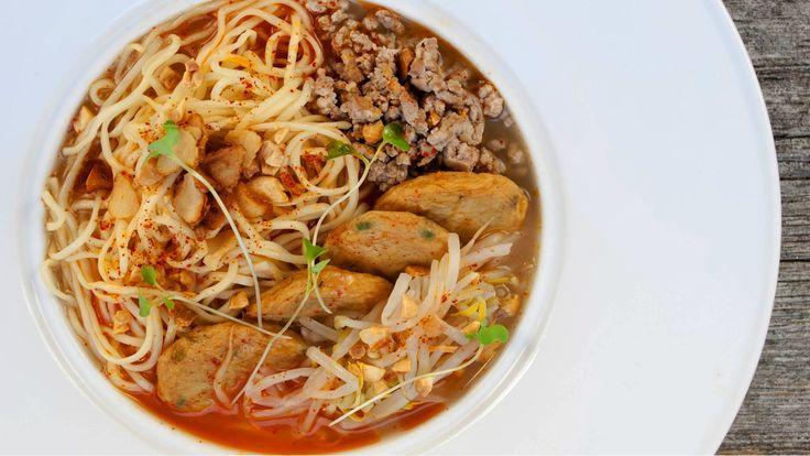 Tom Yum Soup by Pailin Chong Chitnant