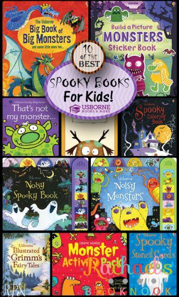 The Best Halloween Books for Kids! - Rachael's BookNook