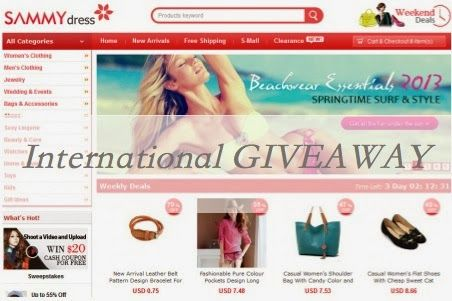 Fashion Memos: GIVEAWAY