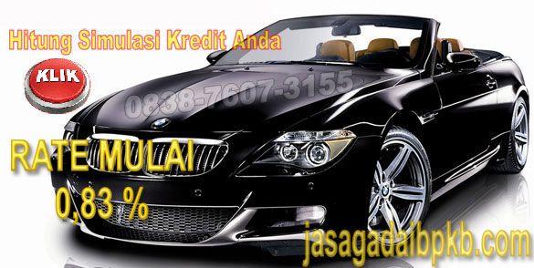 Jasa Pinjaman Uang Jaminan Gadai bpkb Mobil Motor