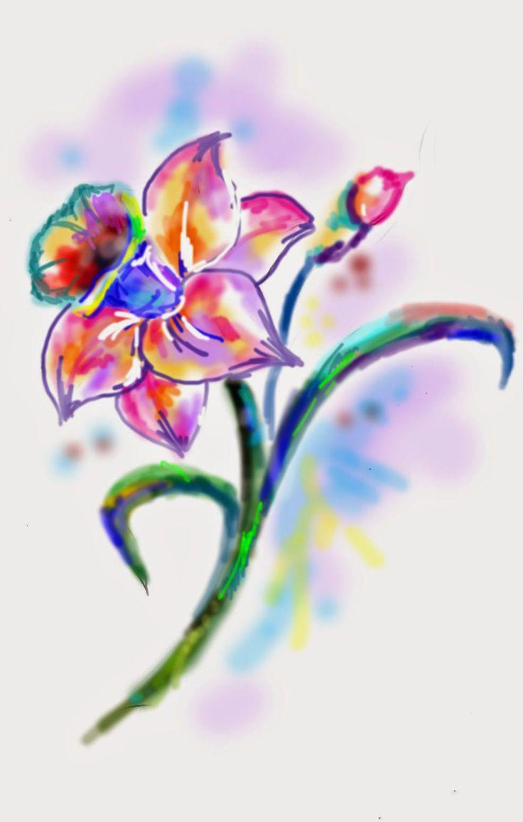 VeggieMuse Tattoos: December Birth Month Flower - Narcissus