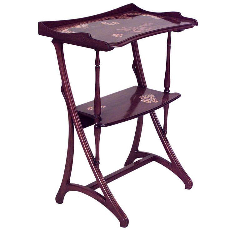 modern art nouveau furniture. art nouveau end table attributed to louis majorelle cool furnituredeco furnituremodern modern furniture a