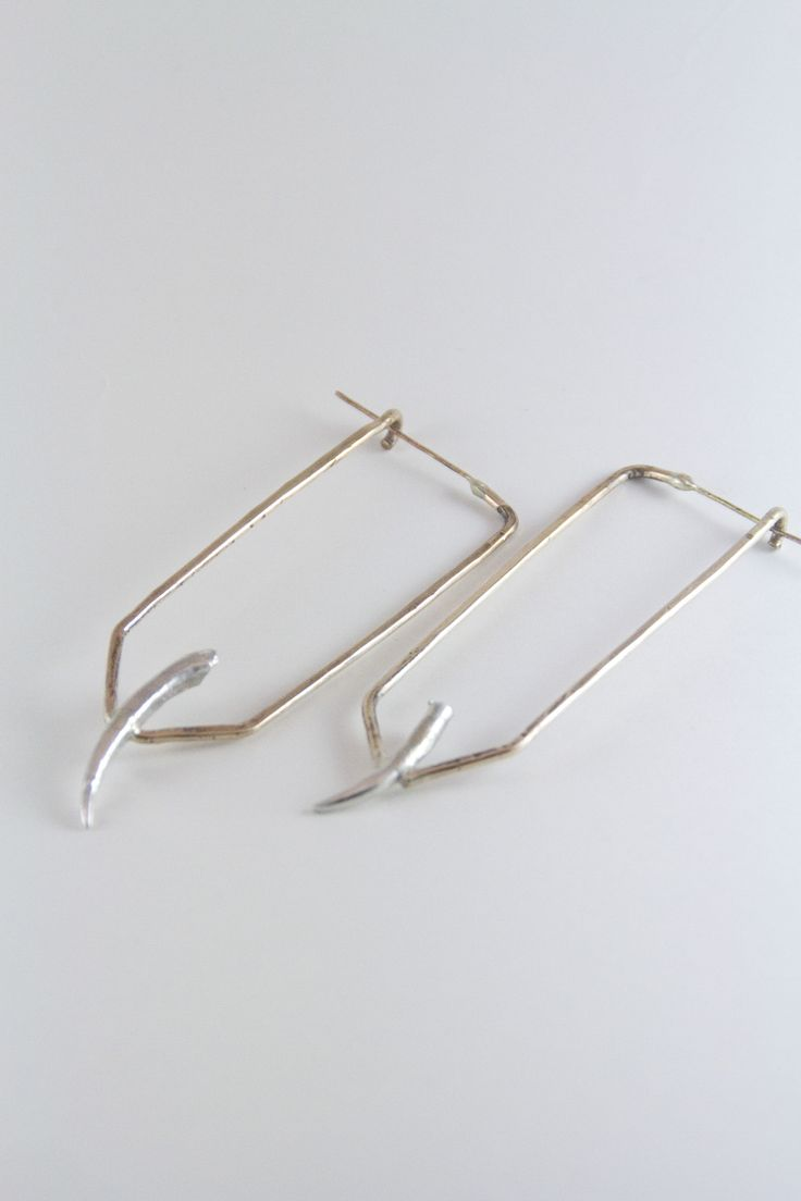 cornicello earrings / www.afarjewelry.com/shop