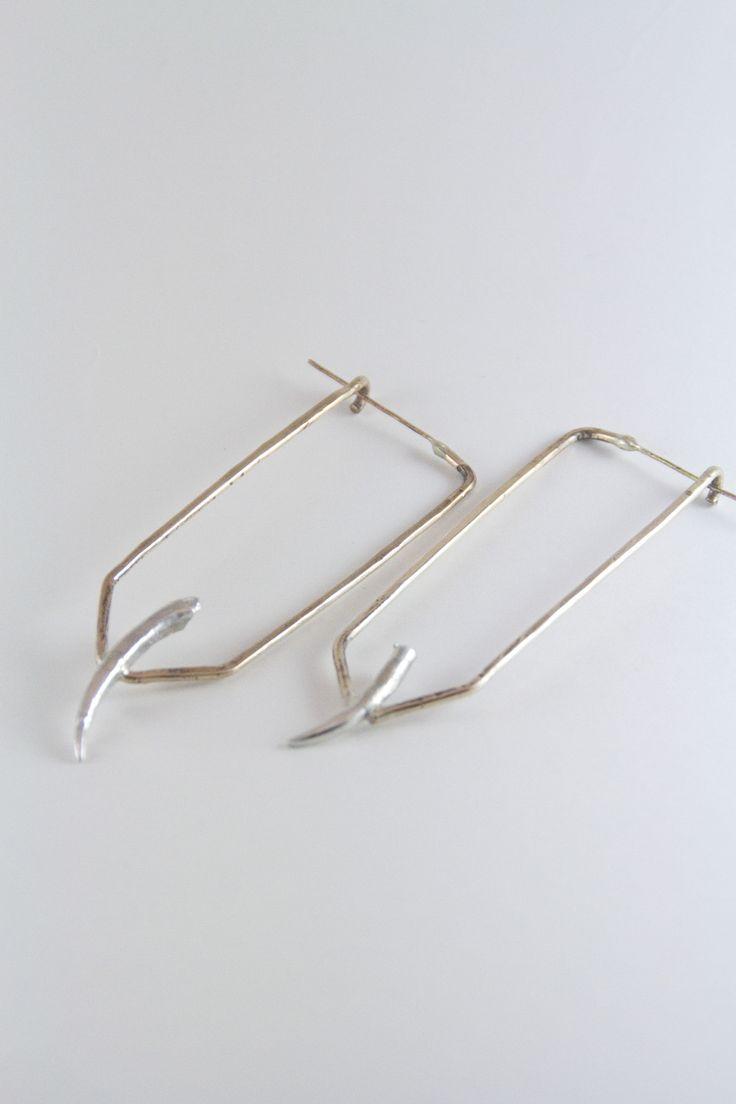 cornicello earrings / www.afarjewelry.com/shop