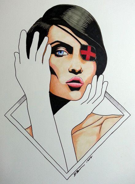 Mepxy Marker Demo at Buratti Editions – FUTURE SHOCK - The Art Of DEAN BOWEN