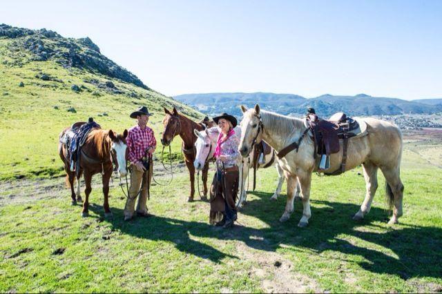Madonna Inn Horseback Trail Rides #madonnainn #sanluisobispo #california #centralcoast #activities #fun #familyfun #familyvacation