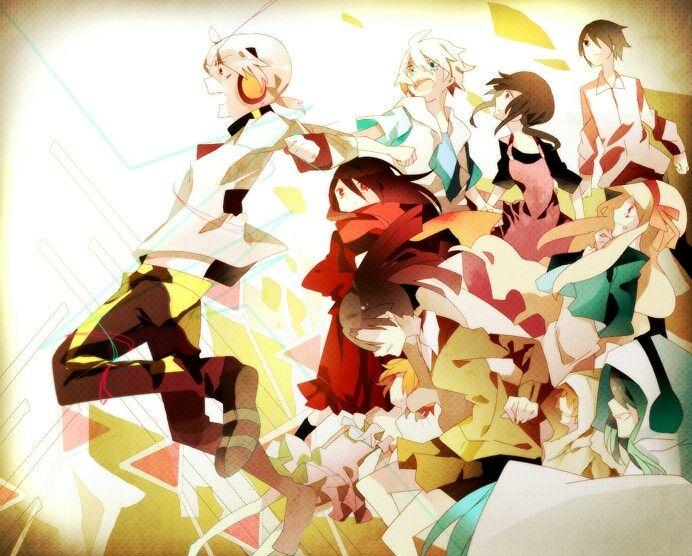 Vocaloid - Kagerou Project