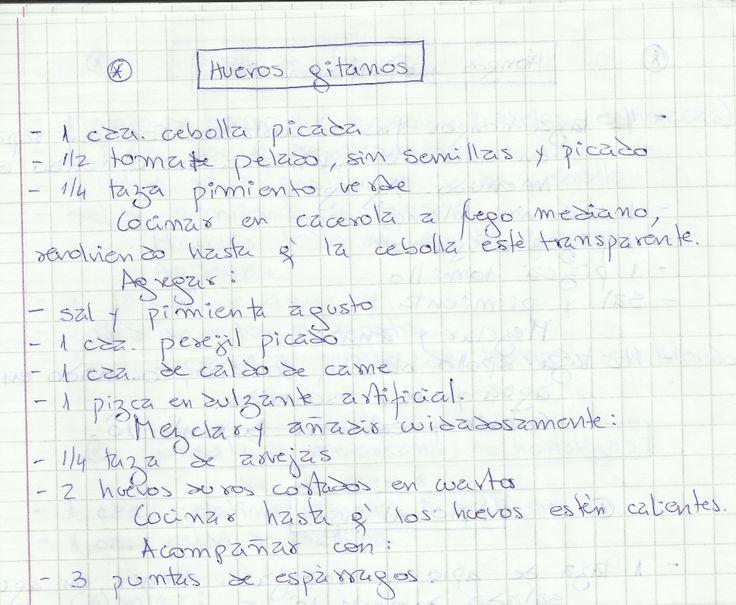 HUEVOS GITANOS   #SALADO #ENTRADAS #ENTRADA #HUEVOS