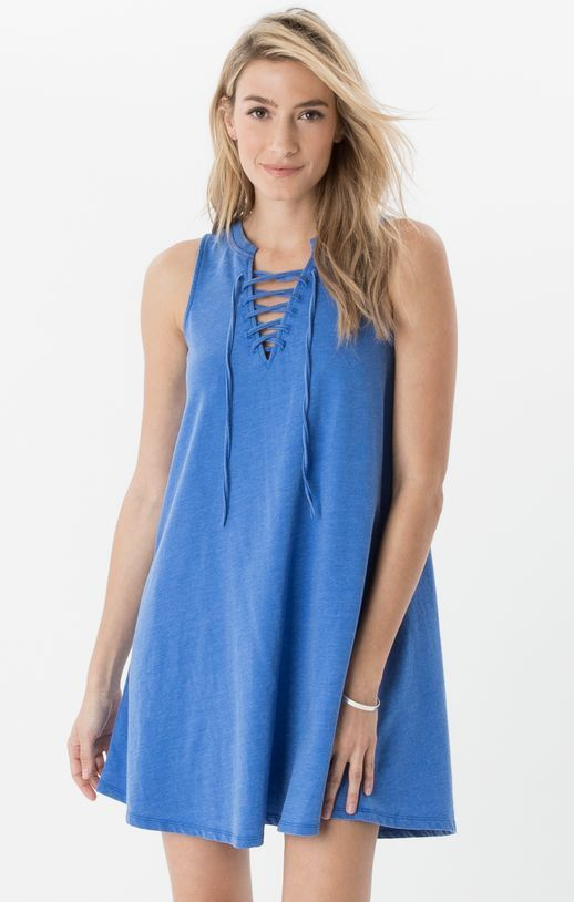 Z Supply All Tied Up Dress in Multiple Colors